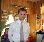 Gudstjeneste på Breivik