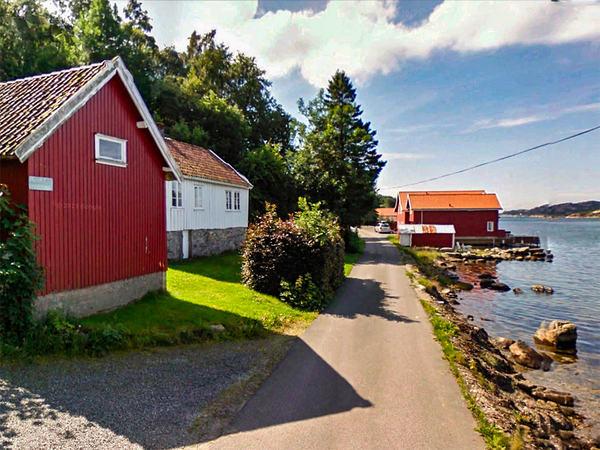 Stie på Eigerøy