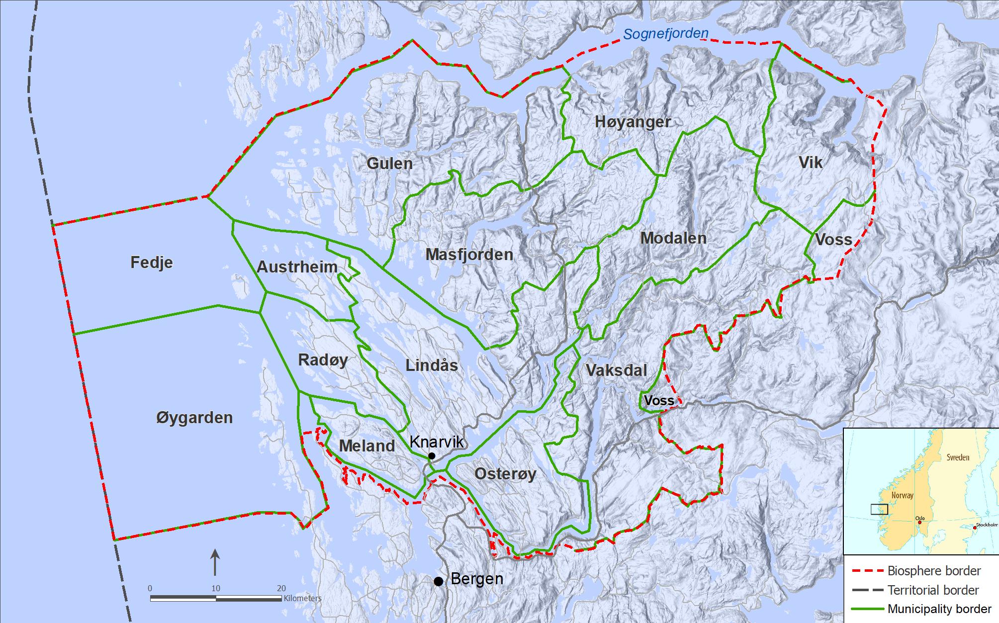 kart biosfære