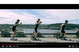Franska skidteamet Oui Ski Mesmerise har producerat en inspirerande video från Norge och dagarna kring Olaf Skoglunds Minnelöp.