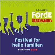 Førdefestivalen 2018