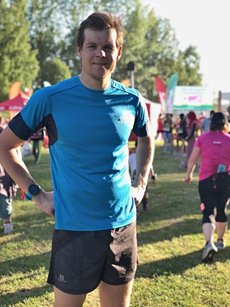 Rikard Tynell är både elitåkare och utbildad tränare. FOTO: tynellactivity.se.