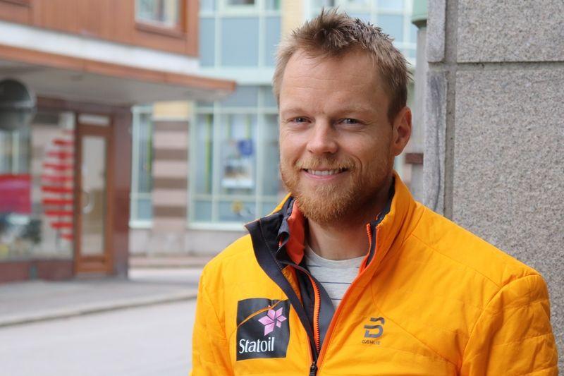 Anders Byström är tränare för det norska utvecklingslandslaget och tar med sig många starka framtidsnamn till Trollhättan och Alliansloppet.