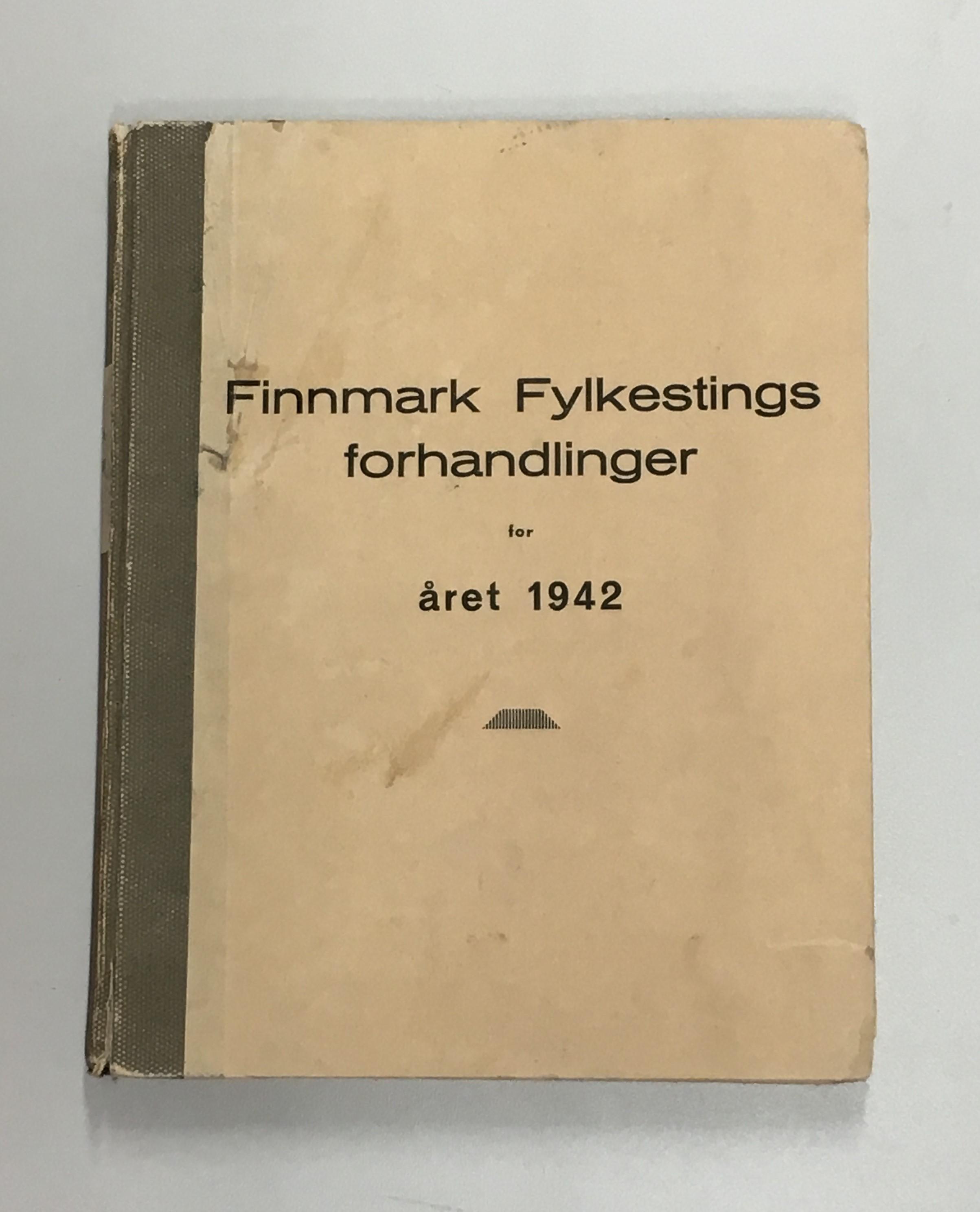 FFKforhandlingsprotokoll1942