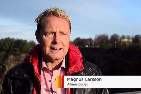 Magnus Larsson hade gärna sett fler landslagsåkare till start i Alliansloppet för att utmana långloppseliten och norska utvecklingslandslaget.