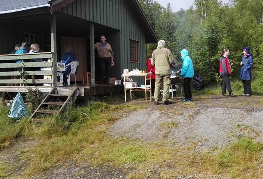 Familiedag i Gjerdalen