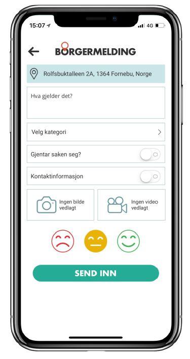Borgermelding_app