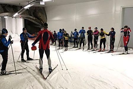 På lördag blir det sprinttävling skidtunneln i Gällö. Tävlingen går i fri stil och är öppen för barn, ungdomar och juniorer.