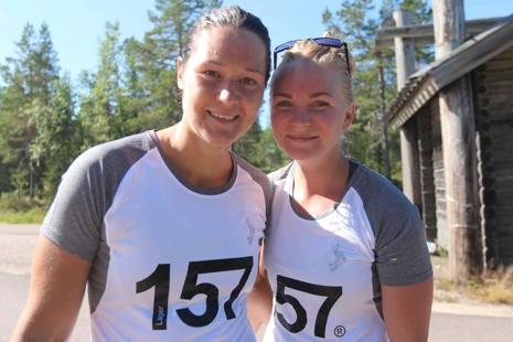 Britta Johansson Norgren och Elin Mohlin är förstås favorittippade.