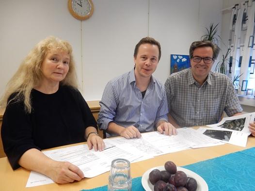 Gerd-Bente Jakobsen, Kenneth Brødreskift og Knut Rudi