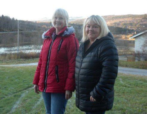 Anne Pettersen og Kari Mette Johnsen