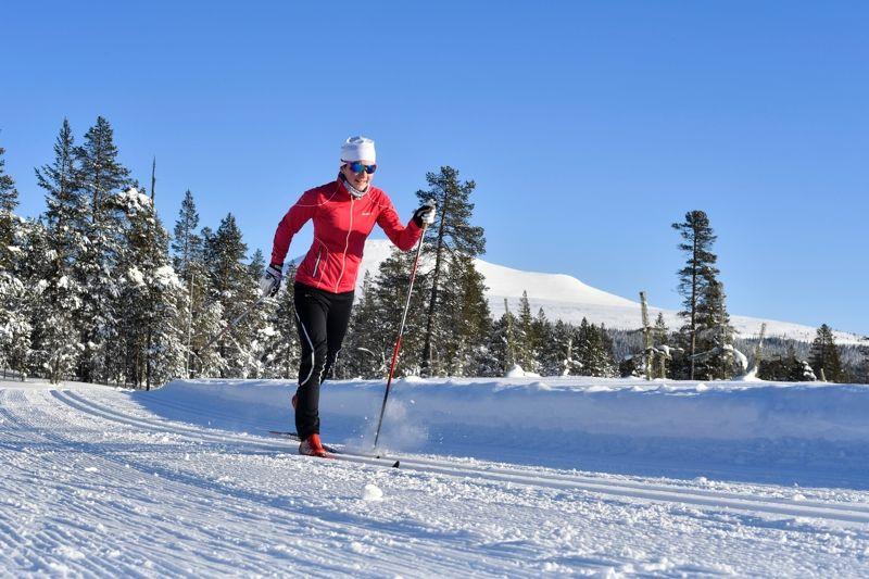 Helgen 12-14 oktober är det säsongspremiär för längdåking på Idre Fjäll. I samarbete med Skistart arrangeras en testhelg med många leverantörer på plats. FOTO: Idre Fjäll.