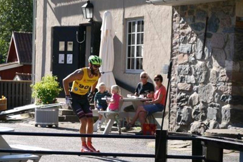 På lördag är det dags för Bessemerrullen vid Högbo Bruk utanför Sandviken. FOTO: Bessemerrullen.