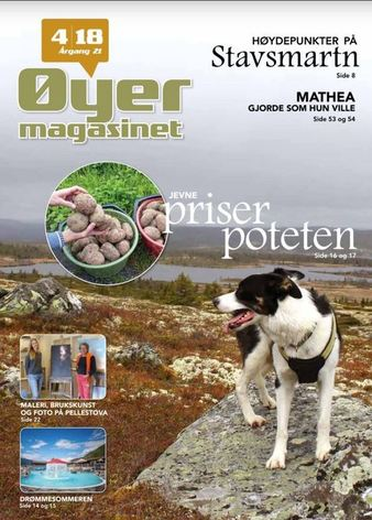 Øyermagasinet 3-2018