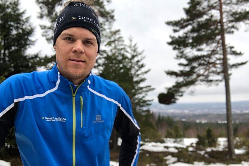 Rikard Tynell kommer att leverera träningsprogram och träningstips till Längd.se:s läsare från mitten av oktober. FOTO: tynellactivity.se.