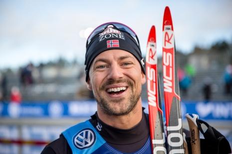 Ludvig Sögnen Jensen kommer tillbaka för att försvara segern från i fjol. FOTO: Per Danielsson, Frilansfotograferna.