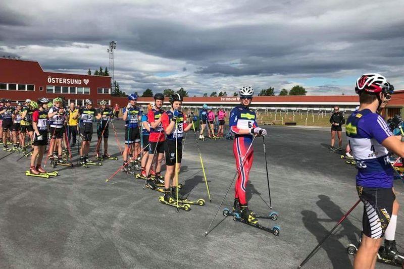 29-30 oktober är det besöksdagar vid NIU längdskidor/skidskytte i Östersund.