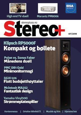 Stereo  forside 2018-07