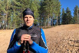 Längd.se kommer bjuda på träningsprogram, tips om utrustning i samarbete med Rikard Tynell från Tynell Activity. FOTO: Johan Trygg/Längd.se.