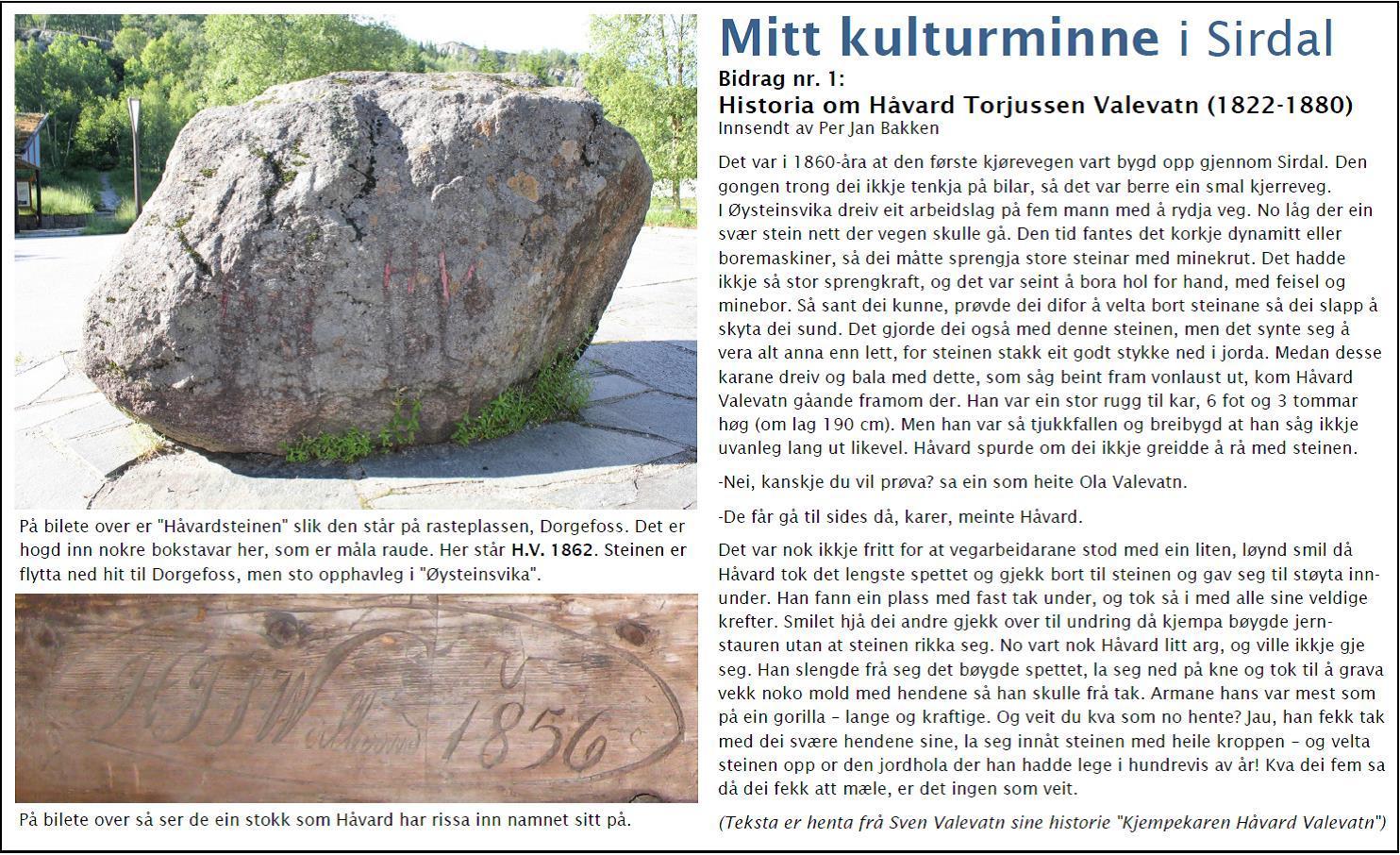 Mitt Kulturminne NYTT 1