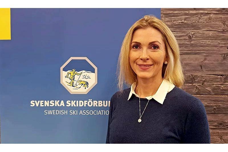 Karin Mattsson är ny förbundsordförande för Svenska skidförbundet. FOTO: Svenska skidförbundet.