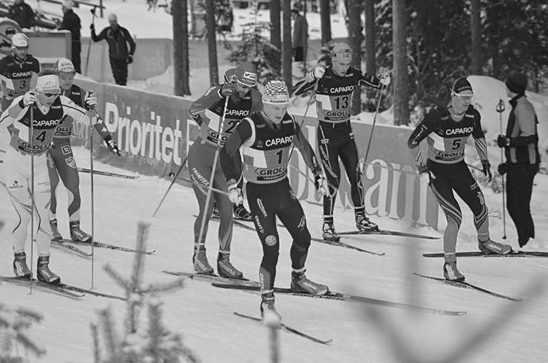 Svenska skidförbundet har korrigerat tävlingsprogrammet för SM-veckan i Sundsvall. Bilden från SM-stafetten i Piteå 2016. FOTO: Johan Trygg/Längd.se.