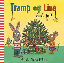 Tramp og Line_God jul! WEB