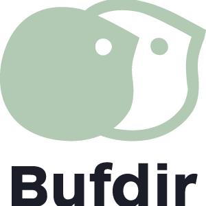 Bufdir sin logo