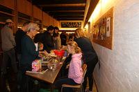 Innsamlingskafè på Breivikbotn skole 24.10.18