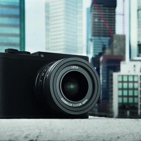 Leica Q-P er et kompaktkamera til 47.000 kroner.