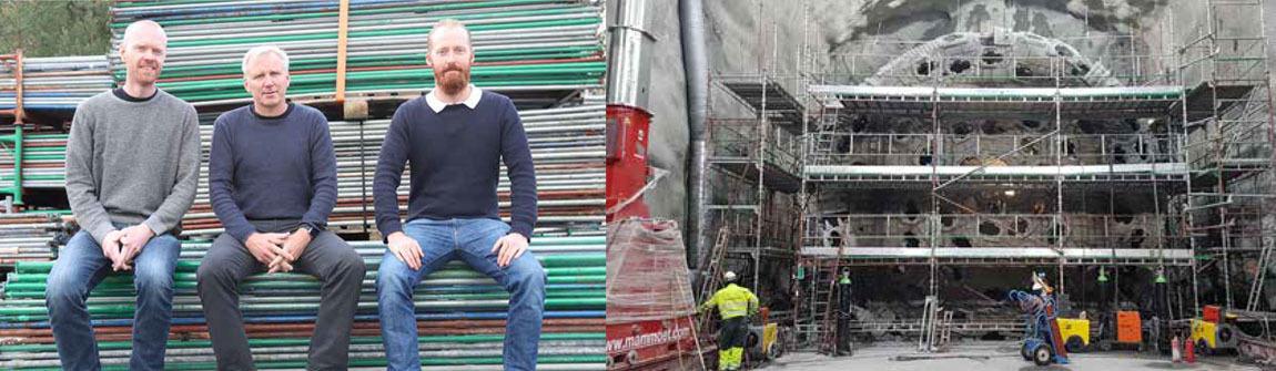 Byggesystemer Oslo sikrer liv og verdier!