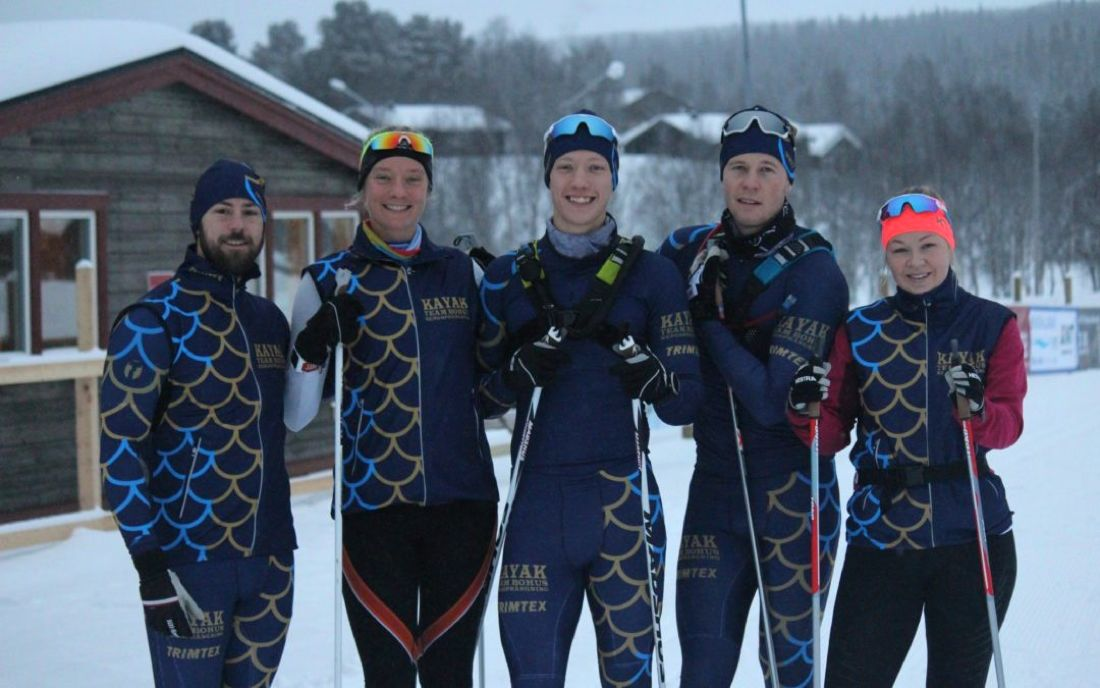 Landslagskanotisterna i Team Bohus Bergsprängning fortsätter att satsa hårt på långlopp på skidor kommande vinter.