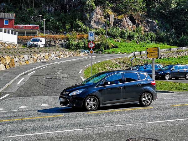 Trafikk i Egersund