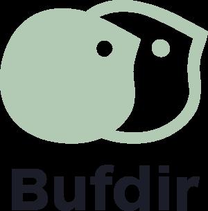 Ny Bufdir logo