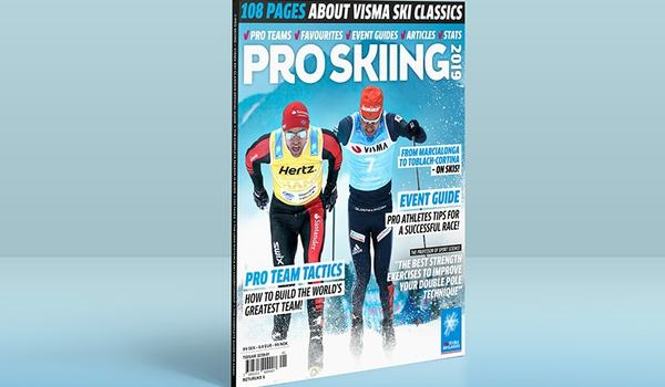 Nu finns Visma Ski Classics magasin Pro Skiing ute, både i tryck och digitalt, med allt inför långloppscirkusen i vinter.