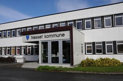 Kommunehuset i Nesset