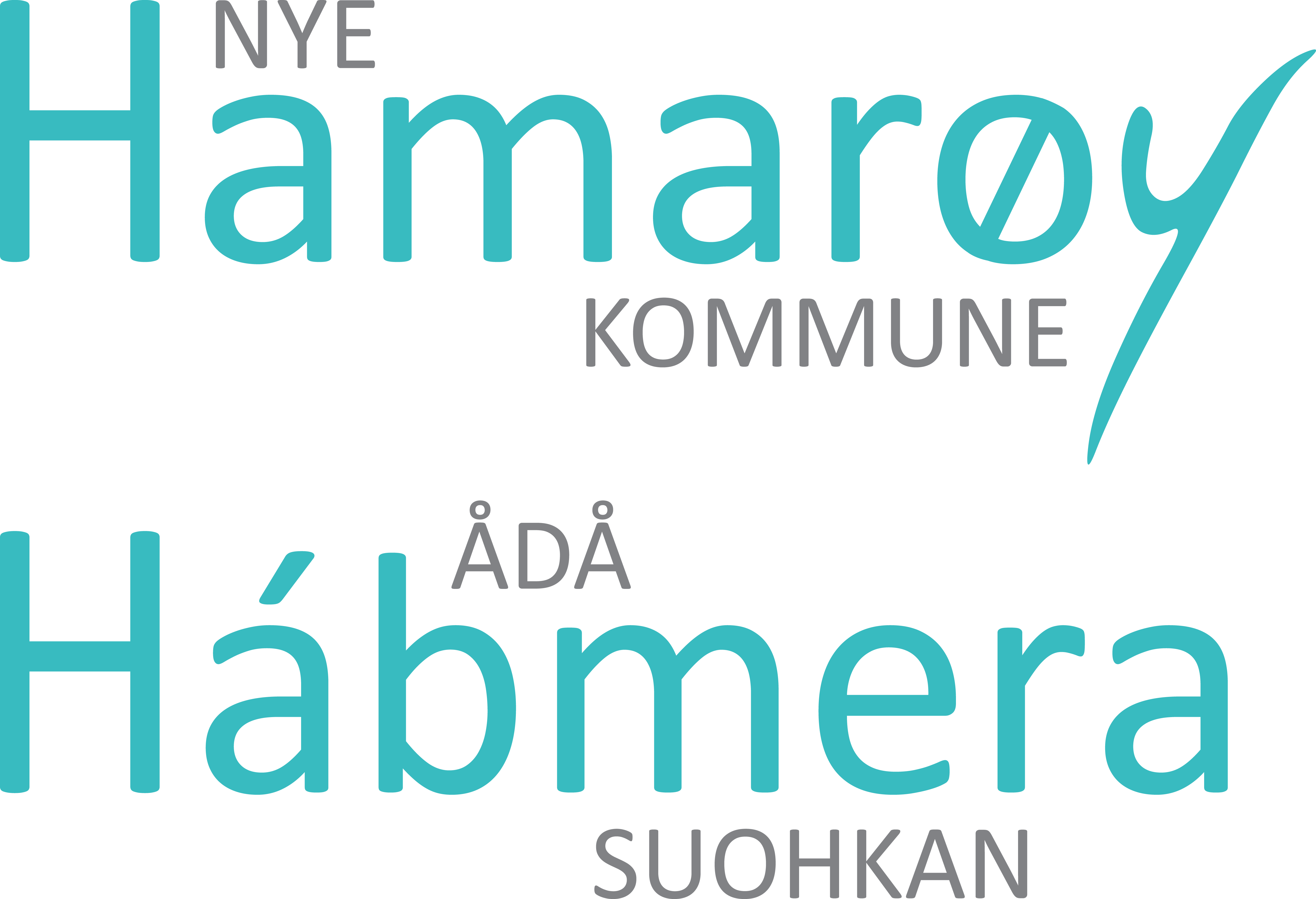 Nye Hamarøy logo