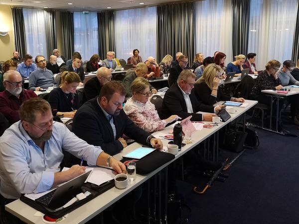 Kommunestyremøte 17. desember 2018