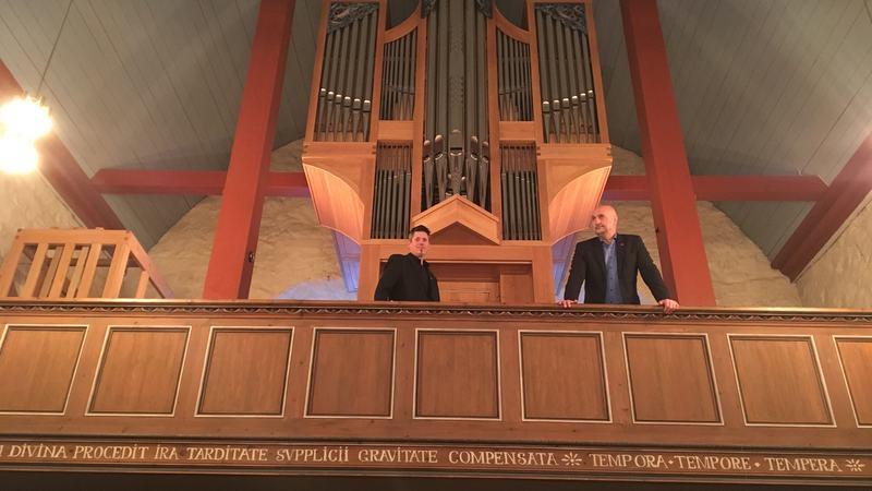 Rådmann og ordfører i Ranem kirke