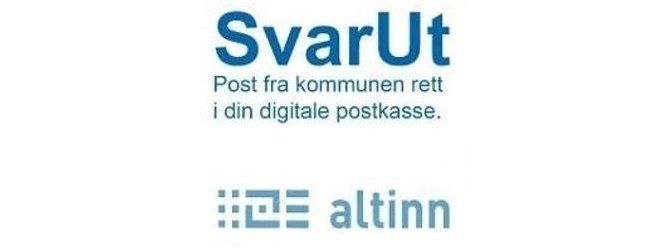 SvarUt logo