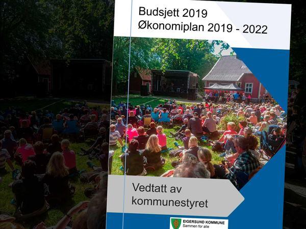 Budsjett 2019