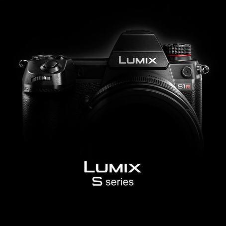 Panasonic Lumix S1R er flaggskipet i det nye fullformat-systemet med 47 Mp CMOS-brikke. (Foto: Panasonic)