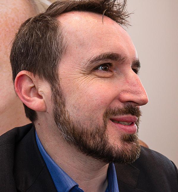 Mike Burnhill, Canon Europe