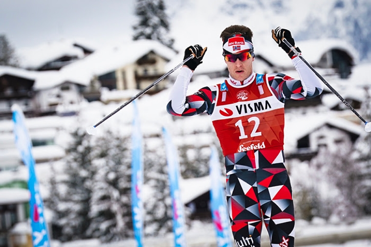 Petter Eliassen är tillbaka i Ski Classics och dominerar igen. FOTO: Magnus Östh.