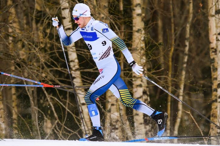 Viktor Thorn åkte starkt hela dagen och slutade åtta. FOTO: Jon Olav Nesvold/Bildbyrån.