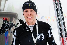 Markus Ottosson väljer att avbryta säsongen och fokusera på läkarstudierna. FOTO: Nils Jakobsson/Bildbyrån.