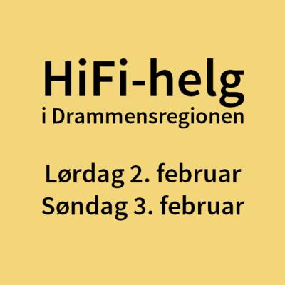HiFi-helg feb 2019