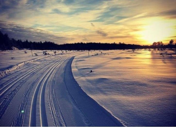 Det väntar mycket fina förutsättningar för deltagarna i Wadköpingsloppet på söndag. FOTO: Karlslunds IF.