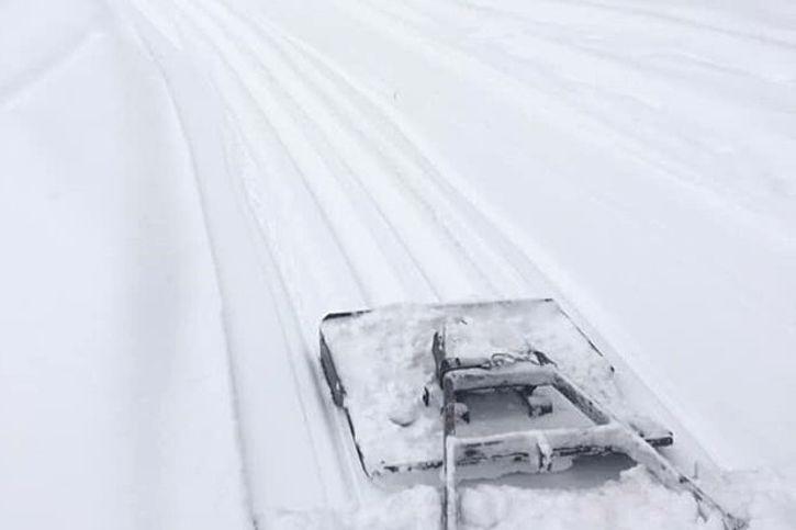Det är bäddat för fina förhållanden när Hornbergsloppet körs på lördag. FOTO: Årsunda IF.