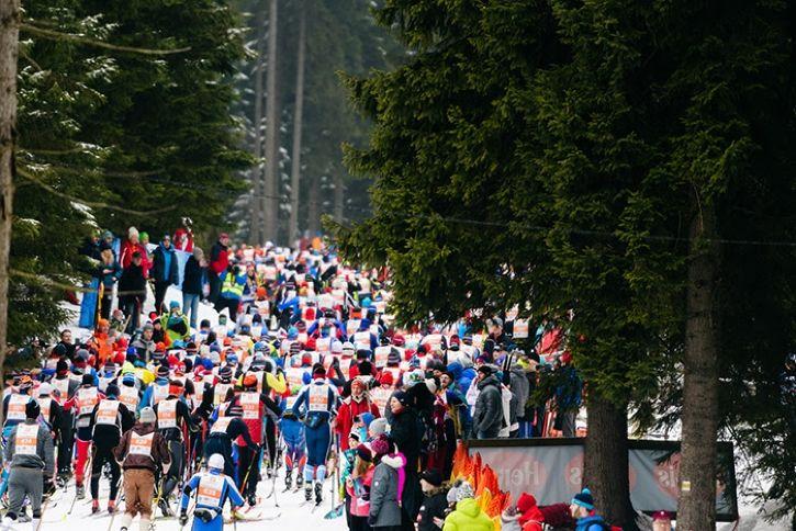 På söndagen är det dags för det tredje äldsta loppet i Visma Ski Classics - Jizerska 50. FOTO: Magnus Östh.
